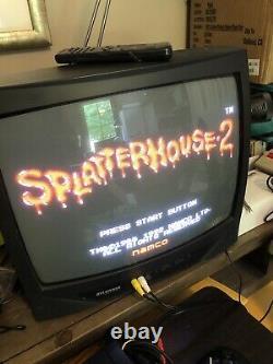 Splatterhouse 2 (Sega Genesis, 1992) Authentic Game And Case