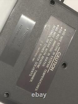 Stadium Events Nintendo NES NTSC authentic rare read description grail