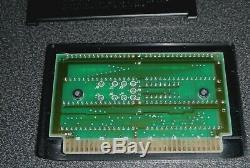 Swamp Thing Authentic Sega Genesis Ultra Rare Prototype Game Working