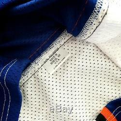 100% Authentique Latrell Sprewell Puma 00 01 Knicks Jeu Jersey Publié Usé Utilisé