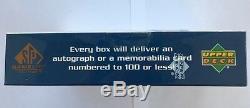 2003-04 Upper Deck Sp Jeu Utilisé Basketball Hobby Box Scellé En Usine