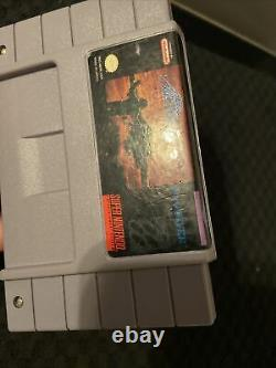 Aero Fighters (super Nintendo Entertainment System, 1994) Authentique