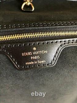Authentic Louis Vuitton Game On Neverfull MM White Utilisé Une Fois État Mint
