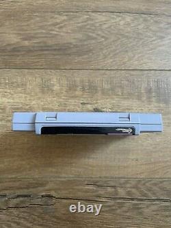 Authentic Super Nintendo Snes Chrono Trigger Livraison Rapide Cib 100% Complète