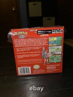 Authentique Cib Pokemon Firered Version (gameboy Advance, 2005) Toujours À L'arrêt