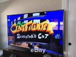 Authentique Clay Fighter Le Cut Sculpteur Nintendo 64 N64 Clayfighter Super Rare