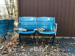 Authentique Occasion Seat Yankee Double Pair De Yankee Stadium