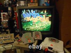 Banjo Tooie & Banjo Kazooie Nintendo 64 N64 Game Lot Rareware Authentique Et Testé
