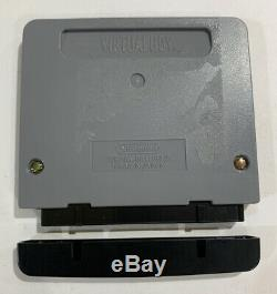 Bros Jack Authentique (nintendo Virtual Boy) U. S. Version Rare! Panier Seulement