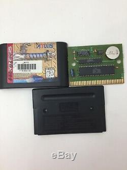Croisés De Centy Sega Genesis Cartouche Authentique Seulement