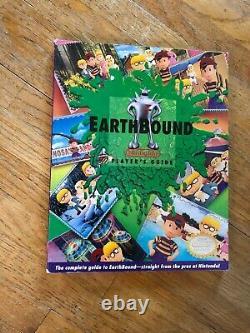 Earthbound Snes Cib 100% Authentique