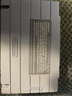 Earthbound (super Nintendo, Snes) - Jeu Authentique - Testé Et Travaillant