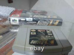F1 Racing Championship Nintendo 64 Ntsc Plus De Coffret De Location Authentic