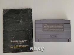 Final Fantasy III 3 (nintendo Snes, 1994) Authentiquement Complet Cib Ff3