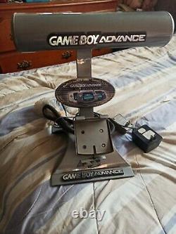 Game Boy Advance Kiosk Démo Authentique Nintendo Gameboy