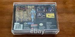 Hagane The Final Conflict -complete In Box 100% Authentique (super Nintendo Snes)