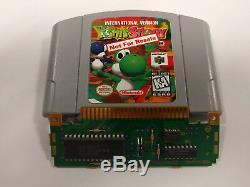Histoire Version Internationale N64 Yoshi Ne Pas Revente Nfr Authentique