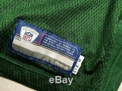 Jeu Officiel Délivré Tim Tebow De # 15 Jets De New York NFL Authentique Reebok Jersey 42