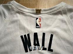John Wall Washington Wizards Nike Jeu Publié Pro Cut Jersey Authentique Jordan 48