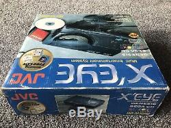 Jvc X'eye Console Console Authentique Complète In Box Cib Fonctionne Avec Des Jeux
