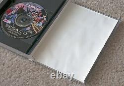 Lunar The Silver (séga Cd, 1993) Compléter Cib Avec La Carte Reg Authentic Tested