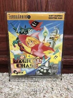 Magical Chase Cib (turbografx 16) 100% Authentique Saint Graal
