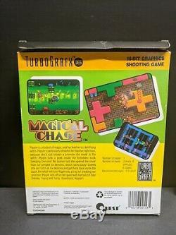 Magical Chase (turbografx-16, 1993) Tg16 Complète Originale Authentique Rare