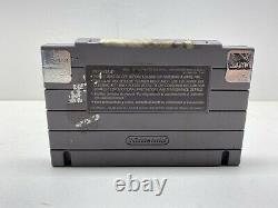 Mega Man 7 (vii) (super Nintendo Snes, 1995) Testé Et Travail Authentique