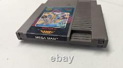 Mega Man Nintendo Nes Jeu Authentique