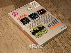 Metroid Nintendo Nes Complète Cib Grande Condition Testée Authentique