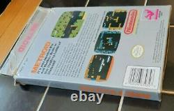 Metroid (nintendo Nes, 1987) Complet Dans La Boîte Cib Authentic