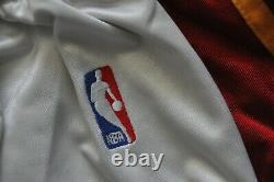 Miami Heat Nike Authentic Shorts 99/00 Jeu D'équipe Worn Pro Cut 46+2