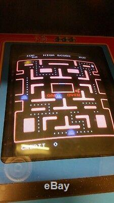 Mme Pac Man 1980 Jeu D'arcade Original Authentique Coin Op