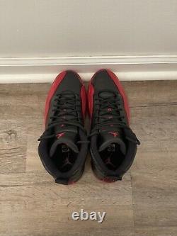 Nike Air Jordan 12 Retro Flu Game 2016 Hommes Taille 10.5 Très Nice! 100% Authentique