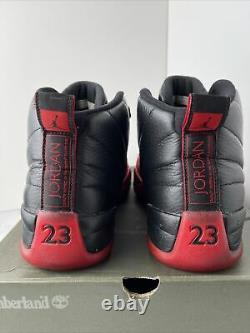 Nike Air Jordan 12 Retro Flu Game Sz 12 100% Authentique Og XII