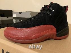 Nike Air Jordan Retro 12 Grippe Jeu 2009 Taille 9 Vnds 100% Authentique Avec Boîte