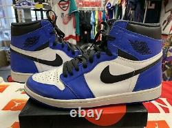 Nike Air Jordan Retro 1 Og Jeu Royal Taille 11.5 Authentique Rare Vtg Vintage