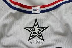 Nike Nba Authentics Blake Griffin 2019 All Star Game Worn Jersey Shorts Blanc