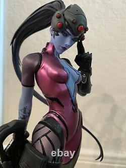Overwatch Widowmaker 13.5 Tall Statue Authentic Blizzard Game Figure