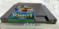 Petit Samson Pour La Nintendo Entertainment System Authentique, Testé Rare