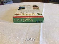 Petit Samson (nintendo Nes) Complet Dans La Boîte 100% Authentique