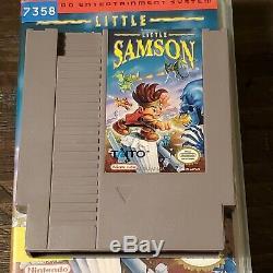 Petits Samson Nes 100% Authentique Ntsc
