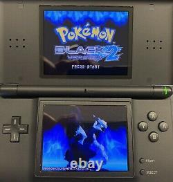 Pokemon Black Version 2 (nintendo Ds, 2012) Complete Cib Authentic