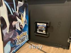 Pokemon Black Version & Version 2 Nintendo Ds Authentic État De Travail Lot 2