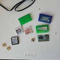 Pokemon Crystal Tous 251 Shiny Jeu Authentique Et Nouvelle Batterie