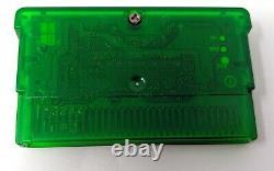 Pokemon Emerald Version Game Boy Advance New Battery Authentic Testé & Travaux