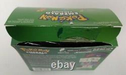 Pokemon Emeraude Avec Bonus Case Version Boîte Jeu Boy Advance Authentic Complete