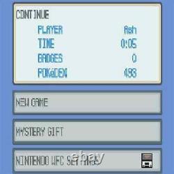 Pokemon Perle Authentique Tous 493 Shiny Jeu Déverrouillé Événement Pokemon