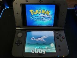 Pokemon Soulsilver Version Pokewalker Set (nintendo Ds) Complète / Authentique