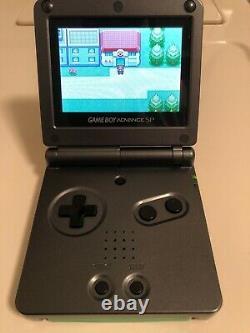 Pokemon Version Feuille Verte Presque Cib Authentique Et Testé